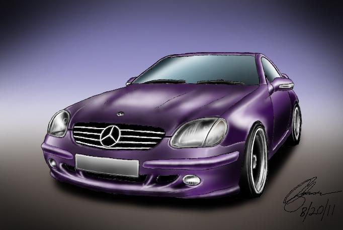 Buy Mercedes Slk Used