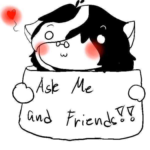 (ASK) ASK ME AND FRIENDS by SweetCottonPandry