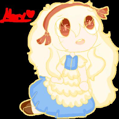 (F2U) Marry Kozakura Pagedoll! by SweetCottonPandry