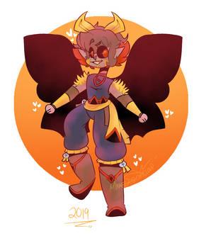 //Demon Boy// ((Late Artrade))