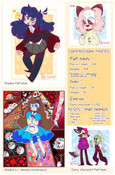 (OPEN) PAYPAL COMMISSIONS