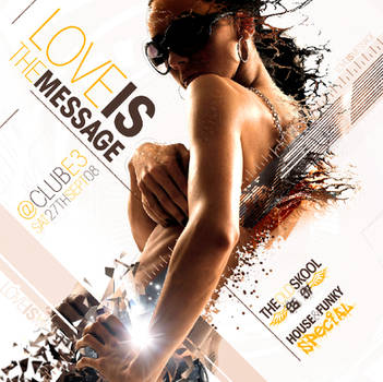 love is the message 2 by BLACC360