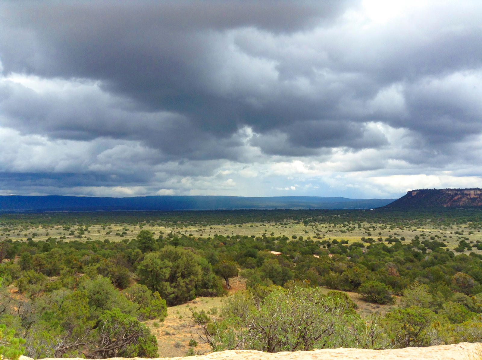 Cloudy Day, New Mexico by hseamons