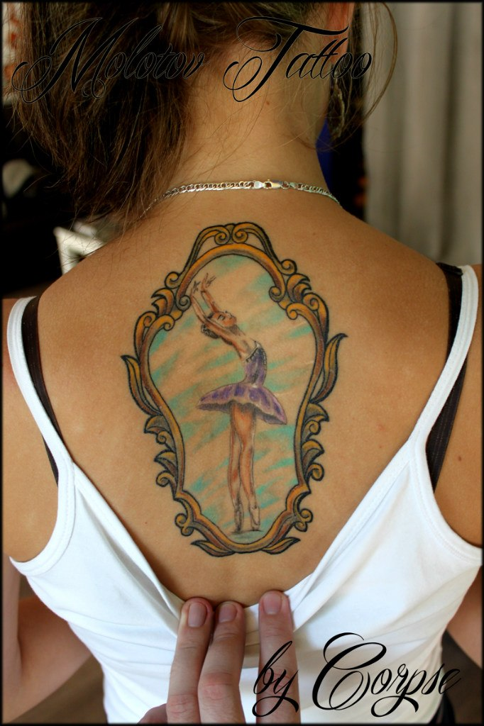 After 2 weeks by molotov tattoo on deviantart for Tattoos that last 2 weeks