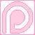 Pink Patreon Icon by ichigocandii