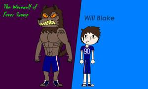 My Fan-art of The Werewolf of Fever Swamp