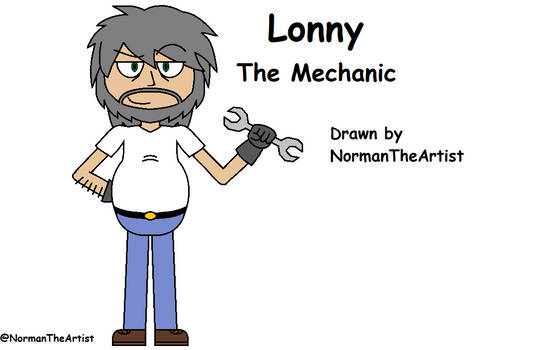 Lonny The Mechanic (Norman's Father)