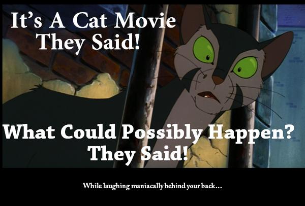 Cats the Movie Felidae Francis