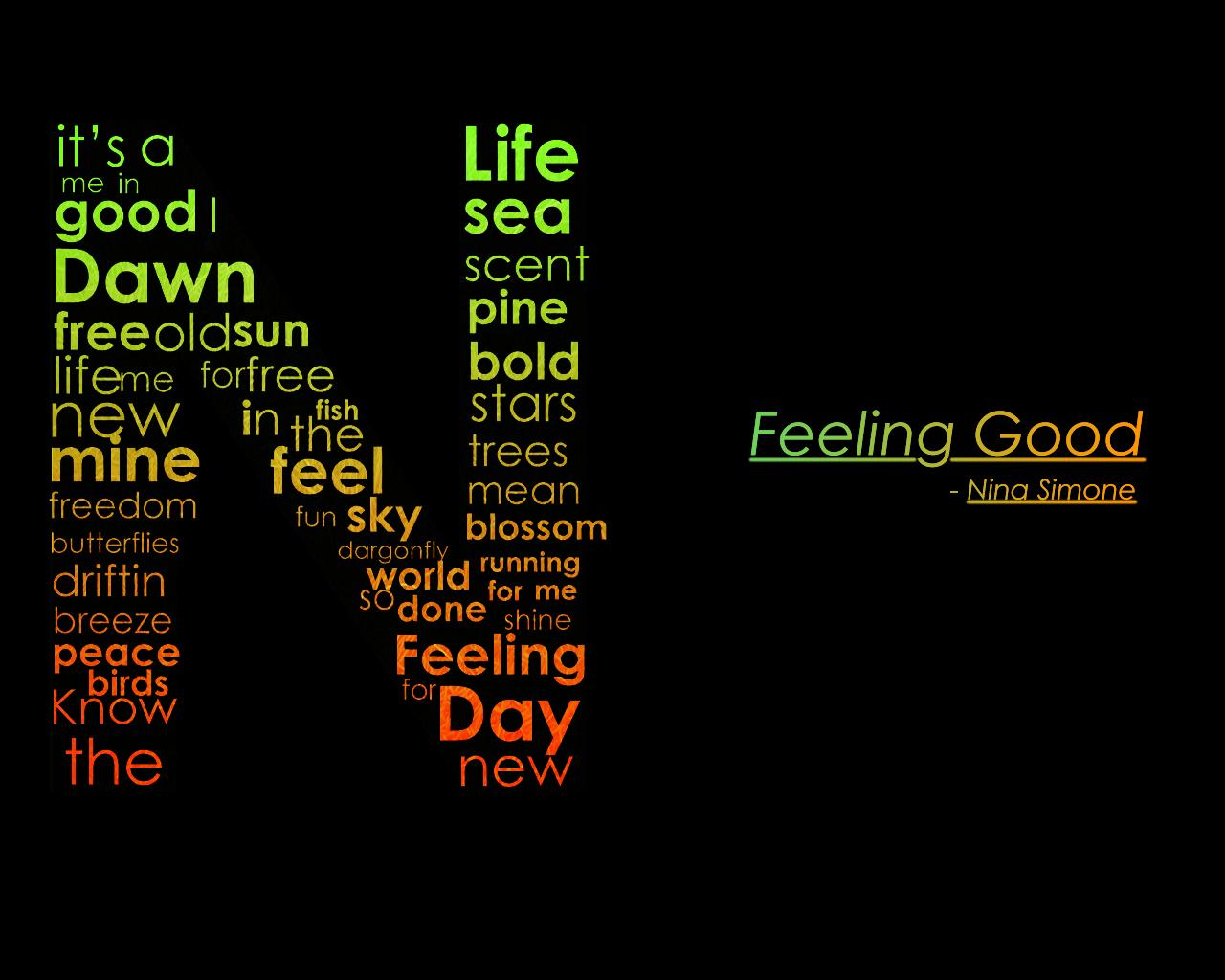feeling good images - photo #9