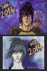 1 year + 8 months improvement o.o