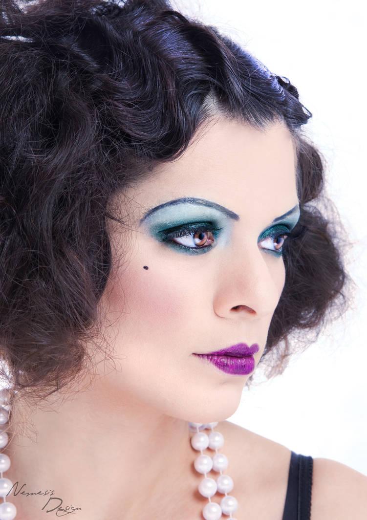 20's MakeUp Look 01 by Gengar ...