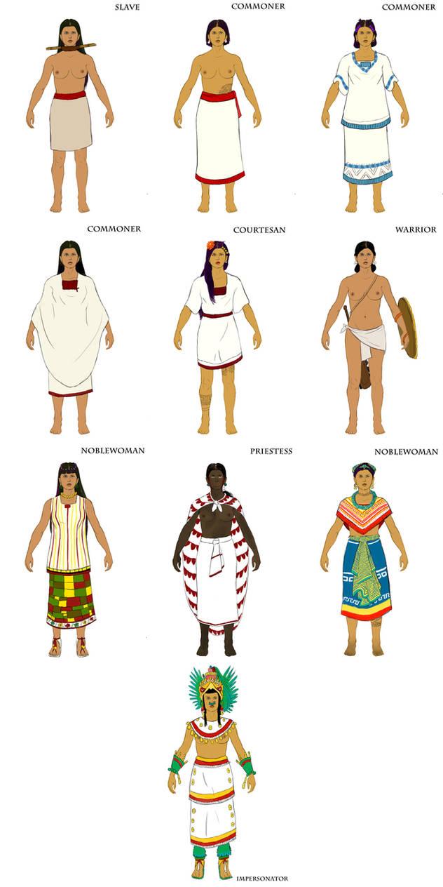 Tenochtitlan Fashion by Kamazotz