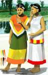 Aztec Women Part 4