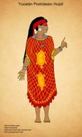Postclassic Maya Huipil