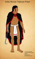 Aztec Tlaloc Priest