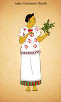 Aztec Postclassic Midwife