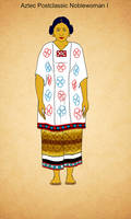 Aztec Postclassic Noblewoman I