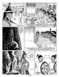 Comic Preview 3 by Kamazotz