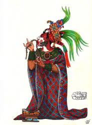 Lady Xook by Kamazotz