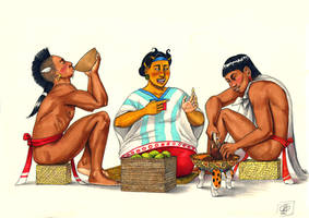 Mexica Merchants