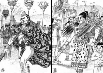 Two Empires by Kamazotz