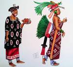 Maya ladies