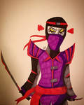 AT: Suicide Ninja by GhostFreak-Artz