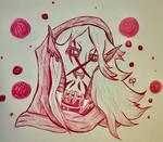 Art Payment: Hakiim by GhostFreak-Artz