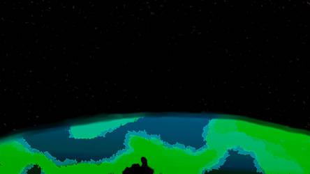 Planet Debris Field