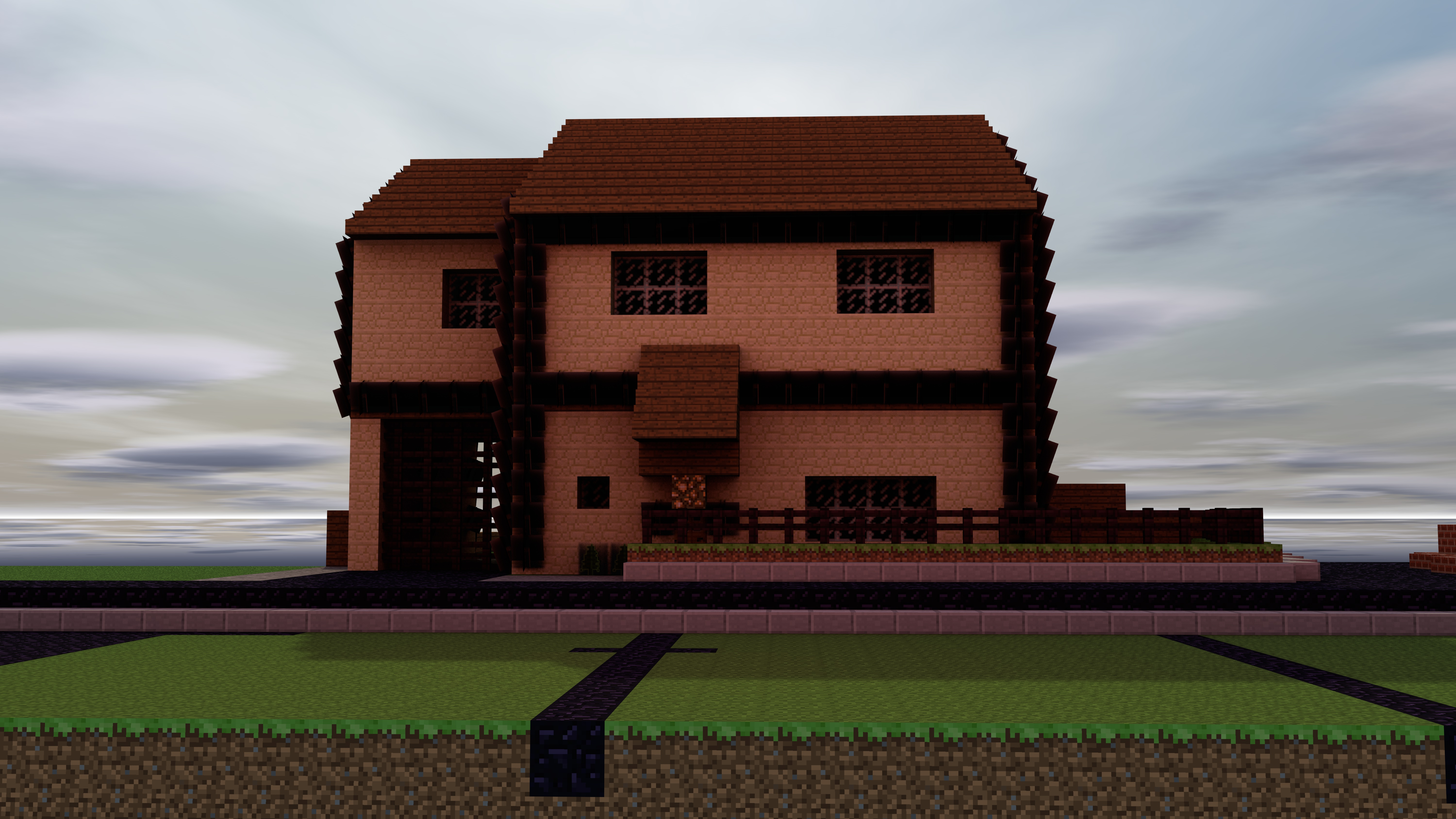 Fantastic Wallpaper Minecraft Houses - my_minecraft_house_by_flamingechoes-d5gvb8l  Picture_924322.jpg