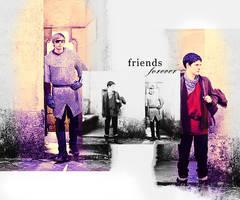 Friends Forever by SkylarkEcstasy14