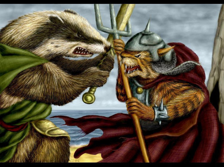 an analysis of the long patrol by brian jacques Tammo's dream comes true when he is given the chance to run with the long patrol, the legendary fighting hares of salamandastron   fantasy juvenile fiction publication details  more about brian jacques the long patrol.