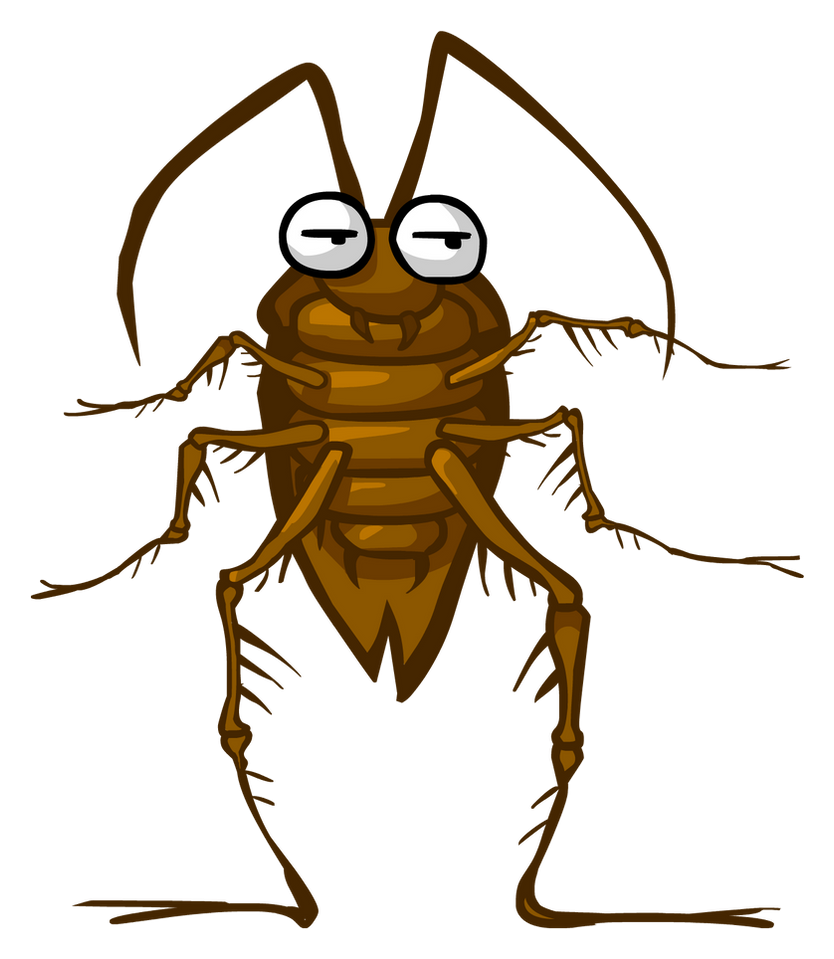 Cucaracha by hyban