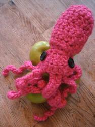 Octopussy by Meowkernaut