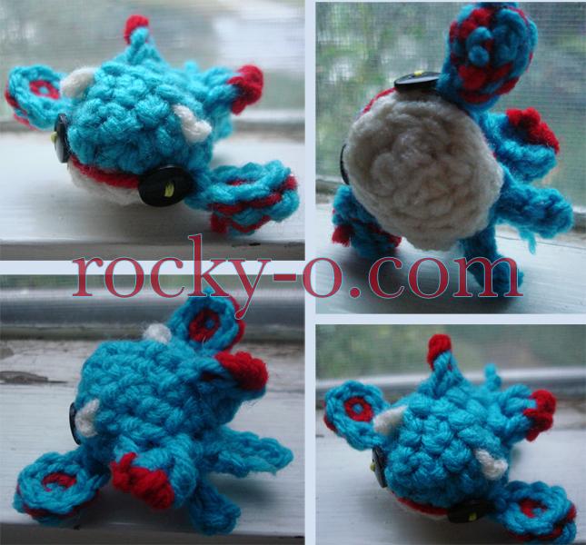28 Crochet Pokémon Patterns - The Funky Stitch | 600x645