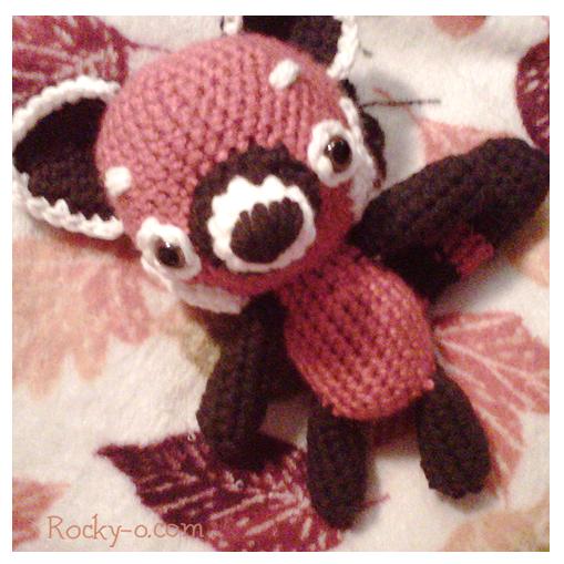 Red Panda Amigurumi by Meowkernaut on deviantART