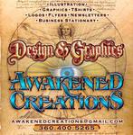 Awakened Creations Flyer