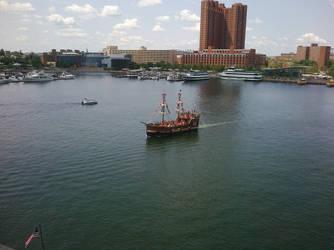 Baltimore Pirates by rtpoe