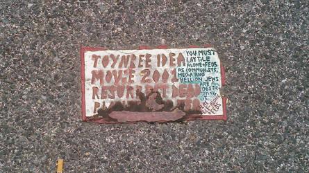 Toynbee Tile by rtpoe