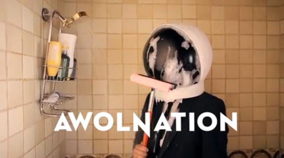 AWOLNATION (TAKING A NICE SHOWER) by vincentmyers