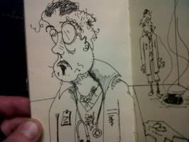 Dr. Weirdenstein by existential-courage