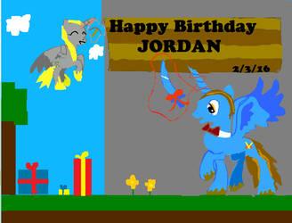 Happy birthday mine little pony by floraxhelia153