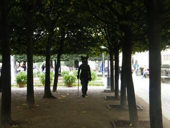 walking the line by Swarsulf-Asgar