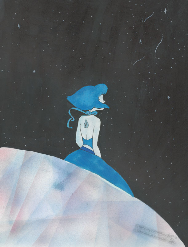 012515 Lapis Lazuli by Asatira
