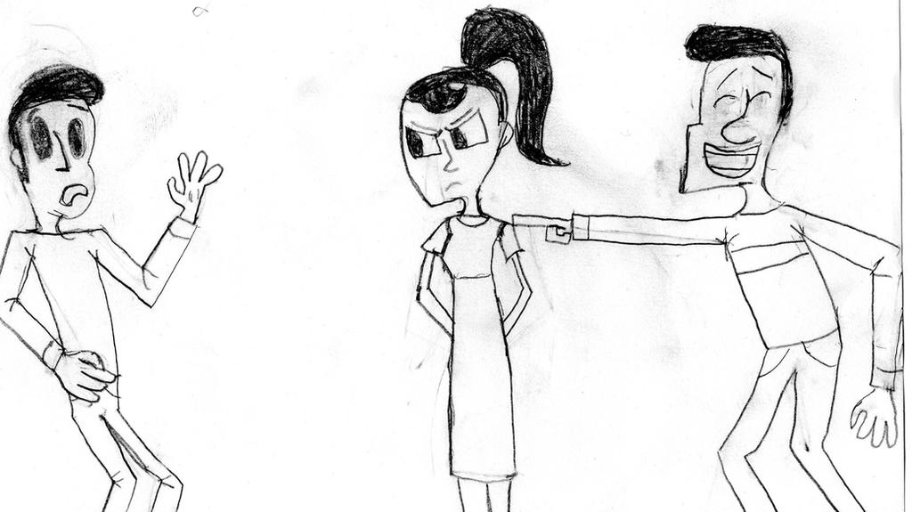 2d Character Design Books : Tfaftd d illustrations character design test by jon the