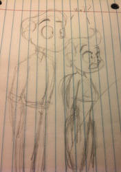 Johnny and Vane: wat? by Jon-The-Hillbilly