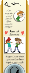2nd Anniversary Gifty for Vane by Jon-The-Hillbilly