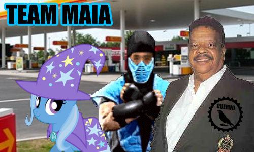 Team Maia