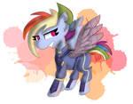 Rainbow Dash (Sombraverse)