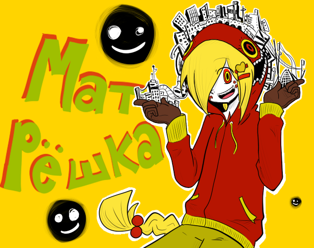 Matryoshka by Fuzzlespup